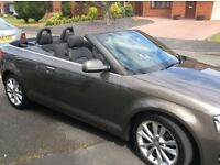 Immaculate car with full Audi service history. Very low mileage. Perfect for the summer