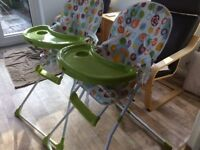 iSafe Highchair/s