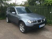 BMW X3 SE 2005 Manual ( I would consider PX ) call me to discuss