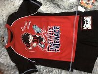 Boys Dennis the Menace pyjamas with tags collect Sprowston or meet at Riverside
