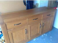 Next large sideboard- Cambridge Oak