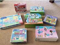 Children's jigsaws