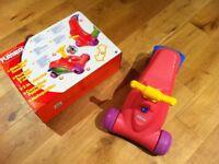 Toy Playskool 2in1 ride on