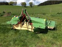 Krone 3.2m front mounted Easycut Mower Conditioner