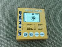 Sharper 1.M digital camera
