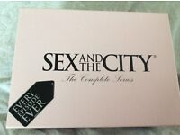 Complete series of Sex and the City