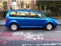 2005 Volkswagen Touran 1.9 tdi PD 6 speed manual 7 seater diesel MPV 1 previous owner!