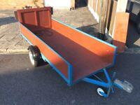 8x3 ft light weight trailer