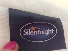King size ,memory foam silent night zone 7