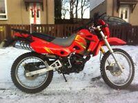 Dajiang x-dirt 200cc max 2006