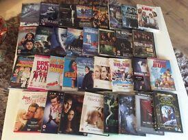 33x DVD adult adventure films