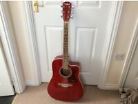 Lovely Acoustic guitar