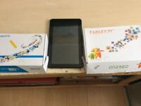 3x tablets like new swap for a ipad