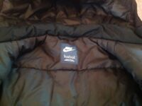 Boys Nike bomber jacket