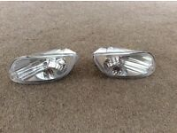 Ford Focus Mk1 clear front indicators...