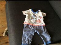 Tesco newborn outfits