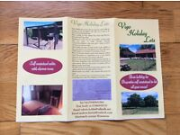 Bed and Breakfast and holiday lets available