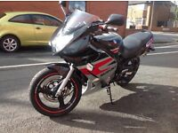 Suzuki gs500fk5 07 mot October 2017 heated grips ready to ride away may px try me with wot you have