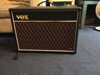 Vox AC15vr electric guitar amp
