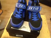 ANTI ANKLE SPRAIN BASKETBALL/TREKKING SHOES size 12