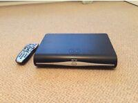 Sky Hd box and remote