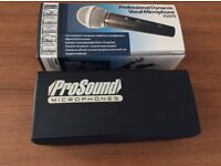 Microphone-ProSound- New
