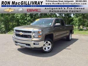 2015 Chevrolet Silverado 1500 2LT..Low KM's..$255 B/W Tax Inc..G