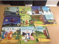 Julia Donaldson children's books (11 books)