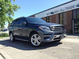 2015 Mercedes-Benz M-Class ML 350 BlueTEC | NAVIGATION | 360 CAM