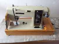 Novum MK IV Zig Zag Sewing Machine
