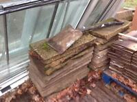 Wall Capping Stones approx 50