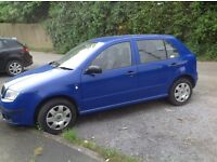 Skoda Fabia, owned from new, great little car!