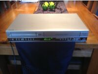 PHILIPS DVP3100V DVD/VCR PLAYER