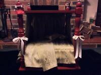 NEW LOWER PRICE!!! Lovely Diva Bed for your Pam-Purred dog or cat.
