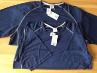 Cranesports Outdoor Base Layer Top x 2
