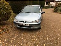Peugeot 106 independence only 47,000 miles