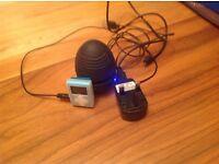 MP3 player nano lite with egg speaker