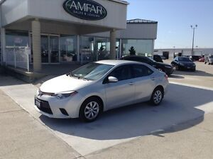 2014 Toyota Corolla TEXT 519 965 7982 / QUICK & EASY FINANCING !