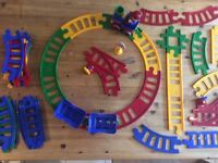 TOLO AND FRIENDS FIRST ELECTRIC TRAIN SET FOR TODDLERS