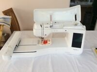 Brother V3 Embroidery Machine