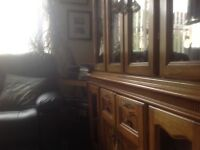 Wall unit avaliable for free
