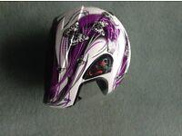 MT motorcycle helmet