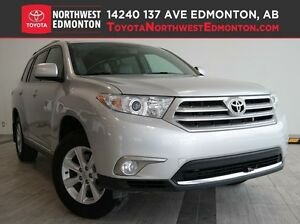 2012 Toyota Highlander 4WD V6 - Leather Package