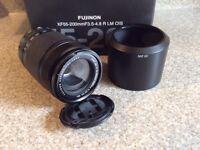 Fuji Fujinon XF 55-200