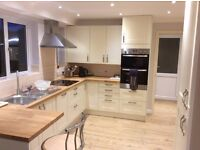 EXTENSIVE HOUSE & OFFICE RENOVATIONS. No job too small. Free quotation.