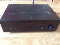 Yamaha RN301 network stereo receiver ( black )