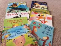 Mixed set of books for toddlers/early readers
