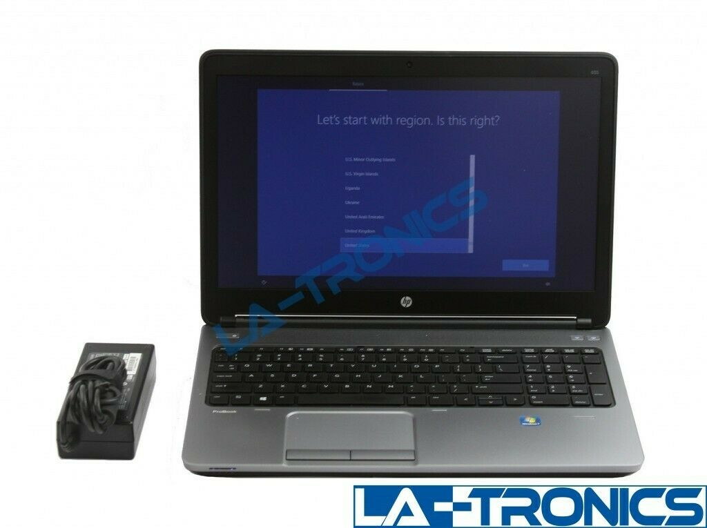 "HP ProBook 645 G1 14"" A6-4400M 2.7GHz 8GB RAM 320GB HDD Laptop"