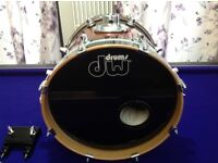 "DW Design Series 16"" Bass Drum"