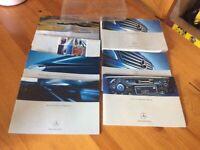 Mercedes vito bookpack 639